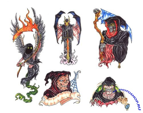 Tattoo flash Collection