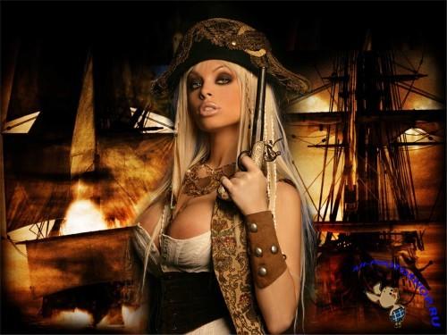Секс про пиратов видео быстрый