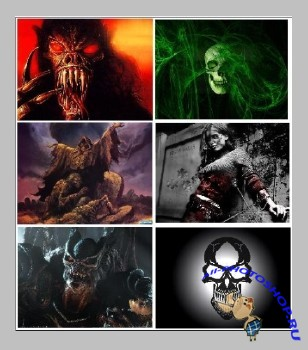 Wallpapers - обои Monsters
