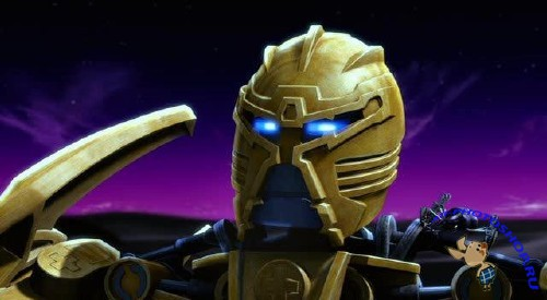 �������: ������� ������������ / Bionicle: The Legend Reborn (2009) DVDRip