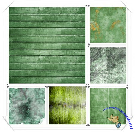 �������� - Green Backgrounds