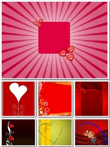 Valentines day backgrounds #2