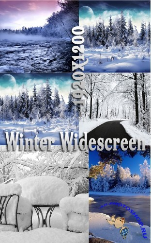 Widescreen Winter Wallpapers pack