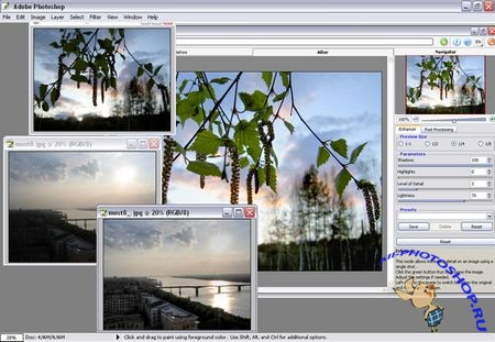 AKVIS Enhancer 11.0 Rus + Rus Help for Photoshop