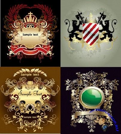 шаблоны гербов