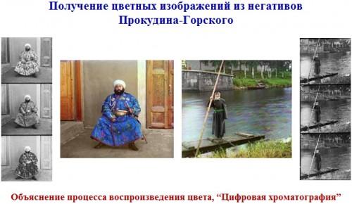 Российская Империя в цвете. В фотографиях Сергея Михайловича Прокудина-Горского (1863-1944)