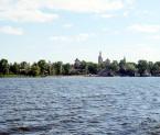 Фото 2003г. Осташков, вид с острова Воронье