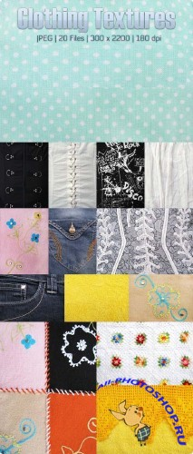 Clothing Textures