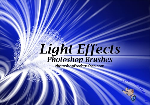 Light Effects Photoshop Brushes