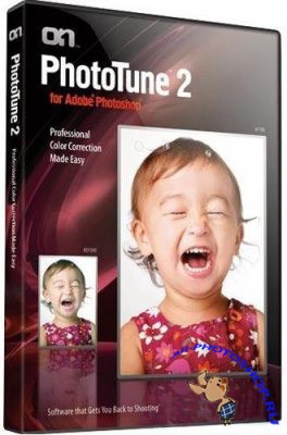 PhotoTune 3.0 For Adobe Photoshop