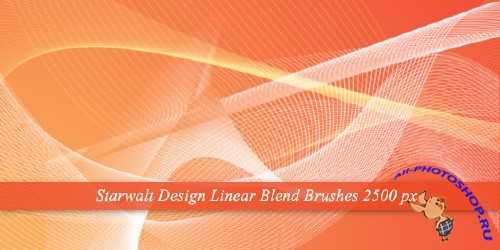 Starwalt Linear Blend Brushes