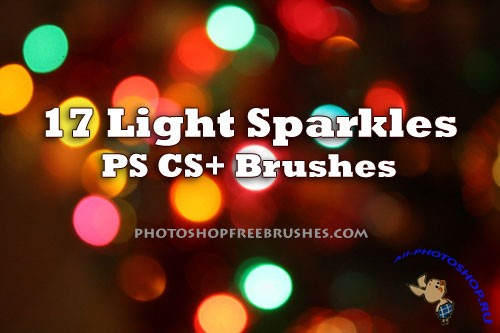 Sparkle of Lights Brushes