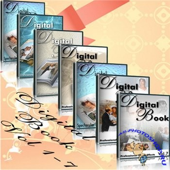 SPC – Intеrnational: Digital Book vol. 01-07 (2009г) - PSD