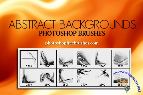 Abstract Backgrounds PS Brushes