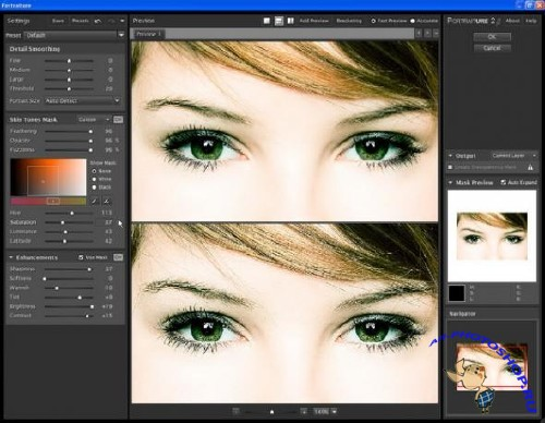 Portraiture 2.3 (2308-01) Photoshop (Win/Mac) & Aperture Plugin