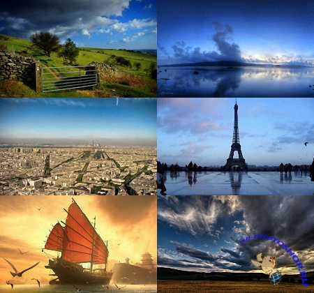 70 Amazing Places Wallpapers