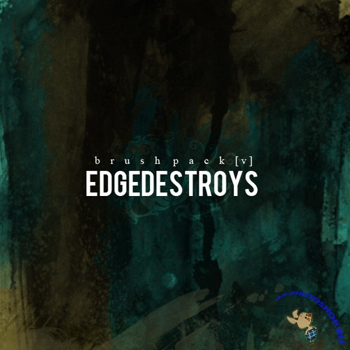 Edgedestroys Watercolor Brushes