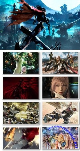 Обои - Amazing Final Fantasy Game Wallpapers HD (1600х1200,1920х1080,1920 х 1200)
