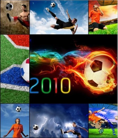 Wallpapers FWC 2010 Pack