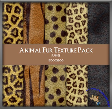��������  - Animal Fur Texture Pack
