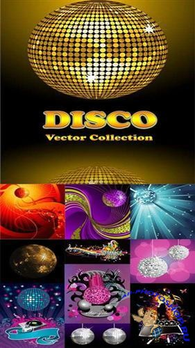 Disco - (Vector Collection)