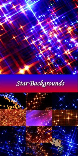 ���� - Star Backgrounds / ������� ������