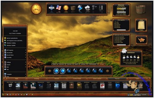 Winstep Xtreme 10.6 Rus + Theme Pack