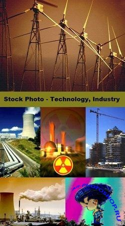 Stock Photo - Technology, Industry