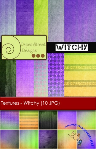 Textures - Witchy