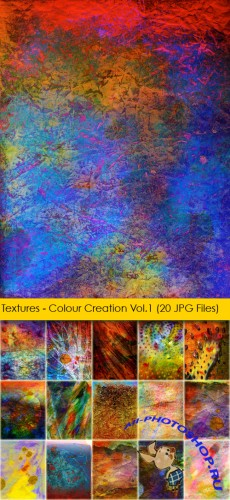 Textures - Colour Creation
