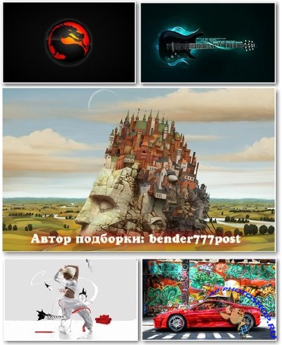 Best HD Wallpapers Pack №71
