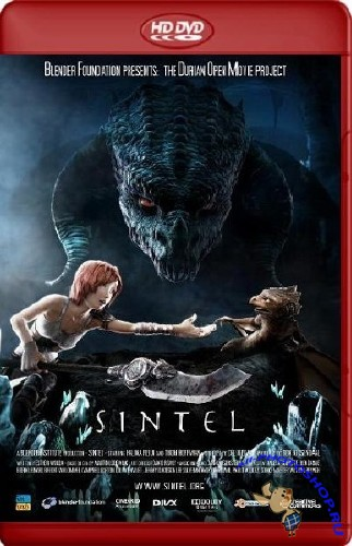 Синтел / Sintel (2010/HDTVRip/176mb)