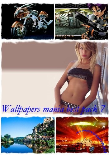 Wallpapers mania best pack 7
