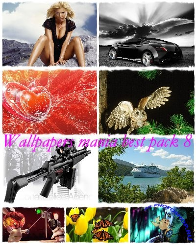 Wallpapers mania best pack 8