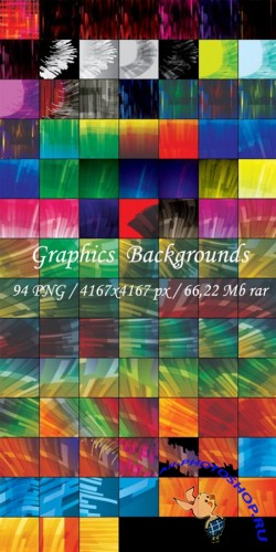 Фоны - Graphics Backgrounds / График