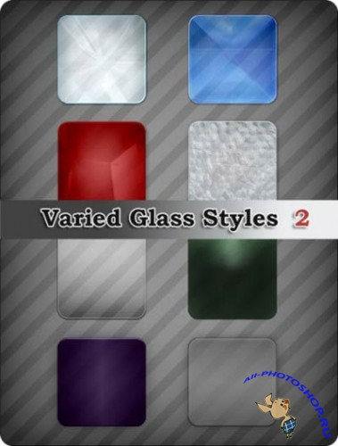 Varied Glass Styles 2