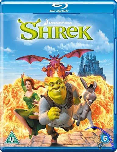 Шрэк / Shrek (2001) BDRip 1080p