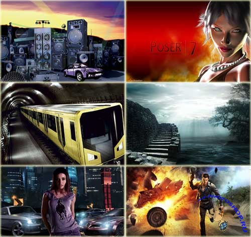HD Wallpapers - Games