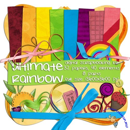 Kit: Ultimate Rainbow 3