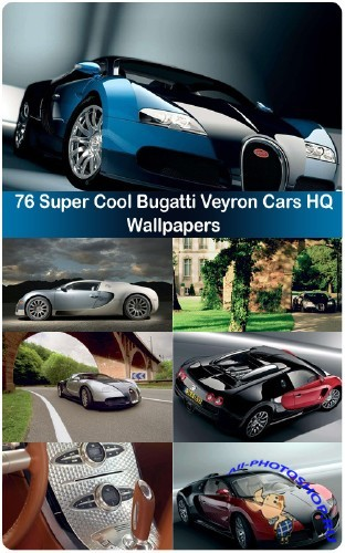 76 Super Cool Bugatti Veyron Cars HQ Wallpapers