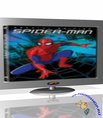 Человек паук / Spider man - The Animated Series (Season 1/1994-1998/TVRip)