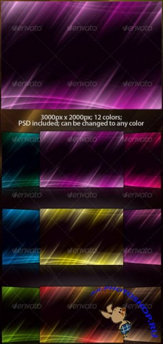 GraphicRiver - Abstract Background #1