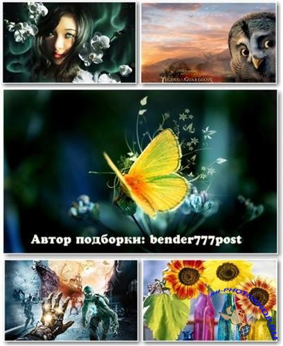 Best HD Wallpapers Pack №97