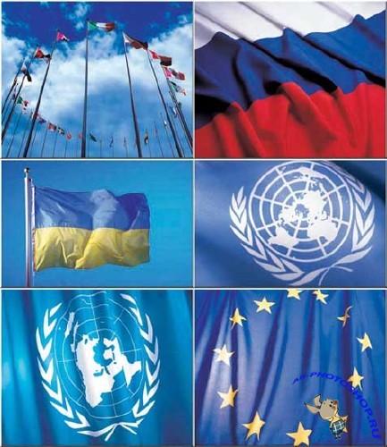российский флаг клипарт