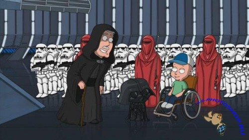 ��������: ��� �������! / Family Guy: It's a Trap! (2010) DVDRip
