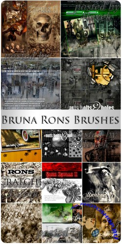 Bruna Rons Brushes Collection