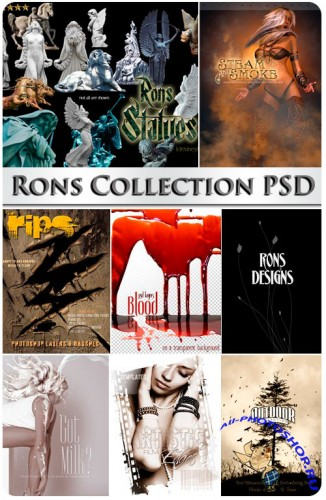 Rons Collection PSD