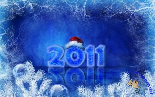 New Year 2011 HQ HD Wallpapers