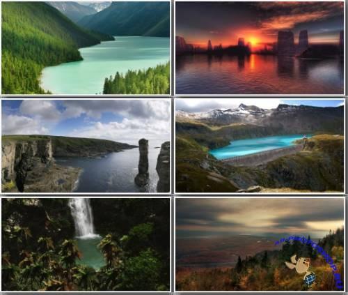 Природа самые красивые и чарующие