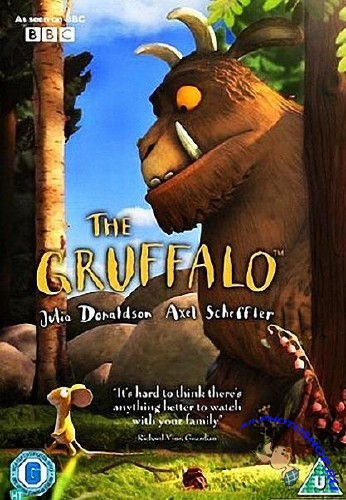 Граффало / The Gruffalo (2009/HDTVRip)